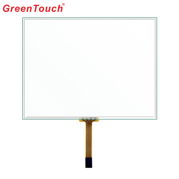 4 Wire Resistive Touchscreen