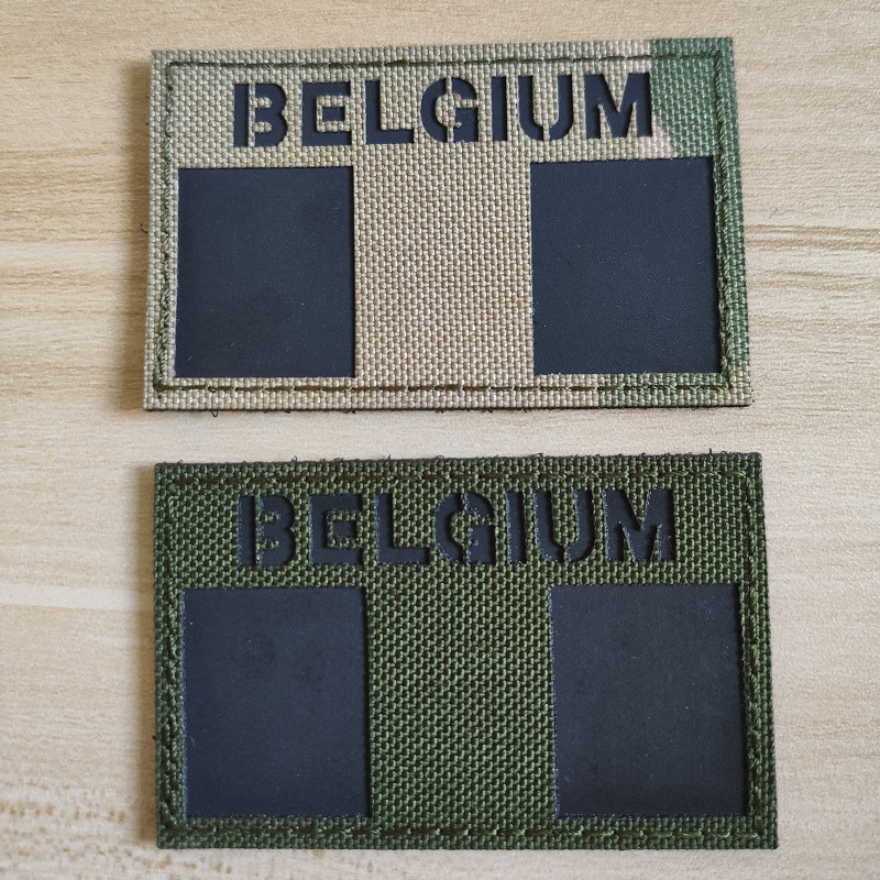 Nylon Velcro Patches