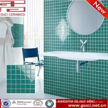 Китай поставка зеленые стены кухни керамическая мозаика дизайн плитки