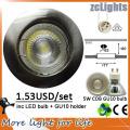 LED Downlight pour design de chambre à coucher 5W IP20 LED Down Light