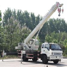 EURO IV 16 ton mobile construction crane
