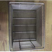 Cestas de esterilização para limpeza de bandejas de cozimento personalizadas