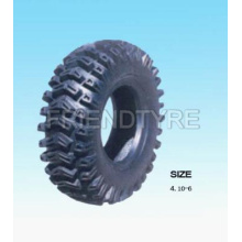 Good Quality China Rubber Atv Rear Tire 4.10-6