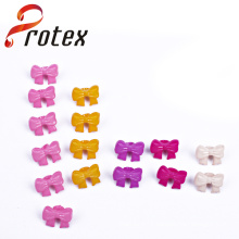 2015 High Quality Lovely Plastic Button for Children Clothing