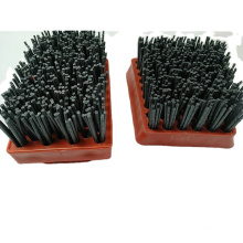 Manufacturers Custom-Made Grinding Material Brush Tools Grind Stone Square teeth