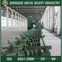 Stahlrohrstrahlgerät