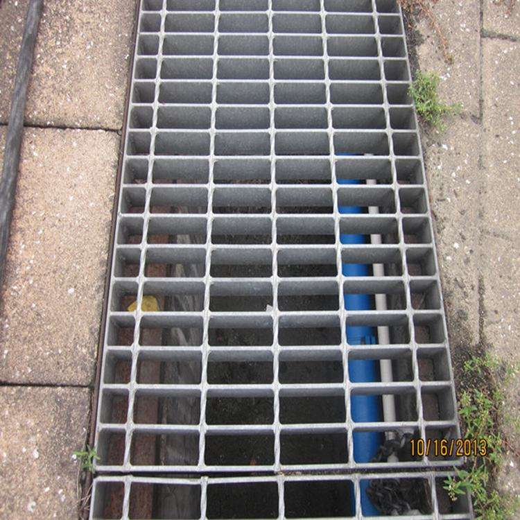 Heavy Duty Storm Drain Cover Steel Grating Covers