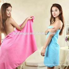 красочные микрофибры душ полотенце,полотенце промотирования душ для американского рынка