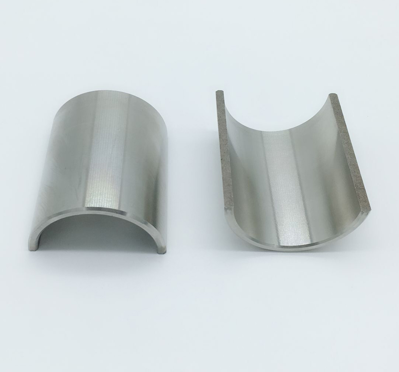 Machining Stainless Steel Half Bushing Bushes