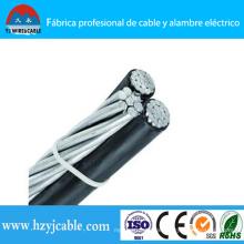 Aluminium Netzkabel PE Isolierung