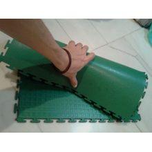 Revestimento de PVC de interligação de alta qualidade em peça