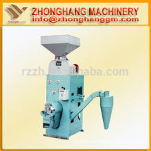 hot sale farm mini automatic combined paddy rice hulling milling machine