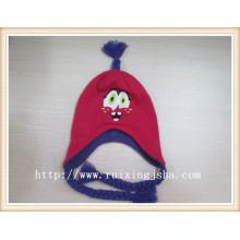 Tierische Stickerei Hut für Kinder