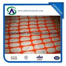 "48 ""X50"" Orange Kunststoff Schnee Zaun"
