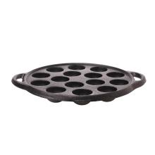 15-Hole Cast Iron Muffin Pan
