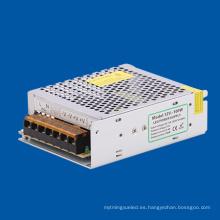 100W DC12V fuente de alimentación interna de voltaje constante LED controlador IP33 no impermeable