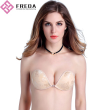 Comfortabel Volledig Strapless Front Clasp Bra