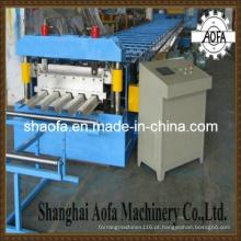 Máquina formadora de rolos para painéis de piso (AF-F712)