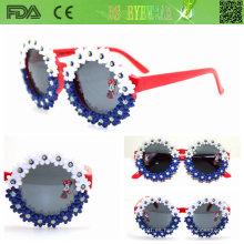 Sipmle, estilo de moda niños gafas de sol (ks016)