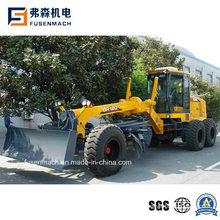 180HP with Front Dozer New Motor Grader (GR180) and Spare Parts for Grader