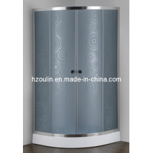 Grey Glass Shower Room Cubicle (AS-926G)
