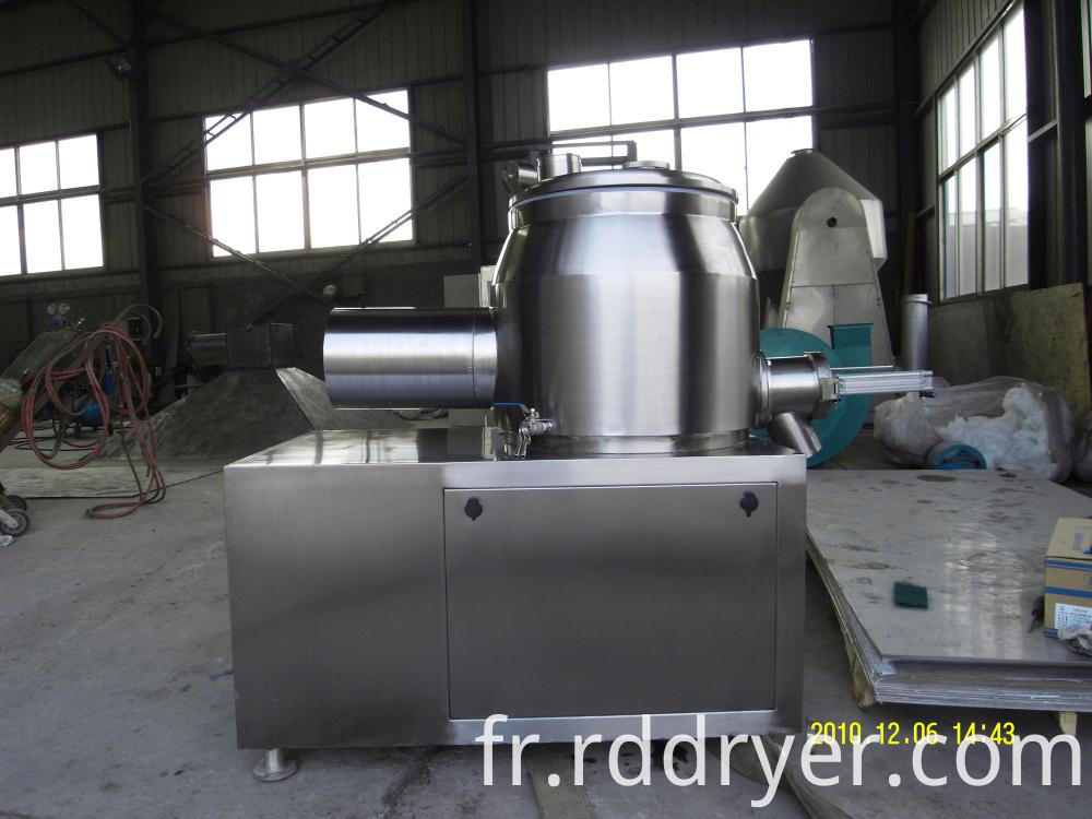GHL Series High Efficient Damp Mixing Granulator