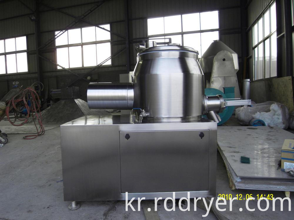 High Speed Mixing Granulator - GHL Series