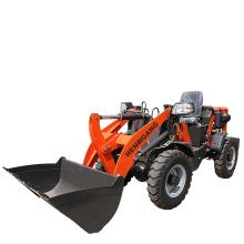 HENGWANG ZL-912  800kg mini front wheel loader price