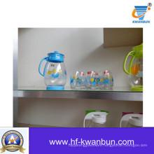 High Quality Glass Jug Set Kitchenware Set Kb-Jh06100
