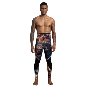 Ganzkörper Camouflage Camouflage Hooded Spearfishing Apparel
