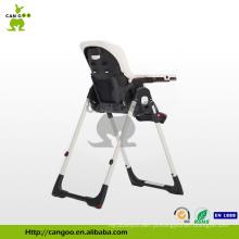 Compacto e portátil dobrável leve cadeira de jantar de bebê de jantar