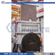 Hidráulica de alta presión de acero válvula marina (USC-10-015)