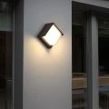Aplique de pared LED Luz de pared exterior impermeable