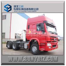 Rhd Sinotruck HOWO Traktor LKW Cargo Traktor Muldenkipper