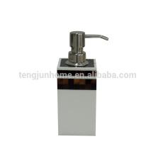 pen shell liquid soap dispenser metal pump