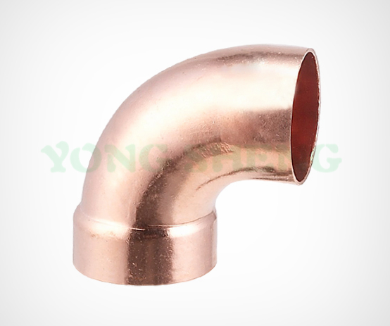 Copper DWV 90 Street Elbow