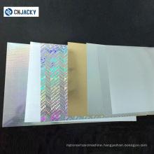 Hologram Overlay on ID Card