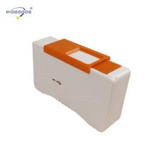 Nettoyeur optique de cassette de fibre de PGCLEB1 pour le connecteur de LC / MU / SC / FC / ST / MPO / MTRJ 500+ temps de vie