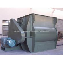 Máquina horizontal industrial de alta velocidad de la mezcla con el agitador de la paleta