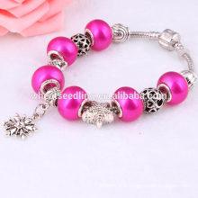 Cool summer rose rouge cheap custom unity teen girls bracelets