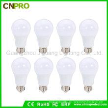 Wholesaleled Glühlampe 9W mit 110lm / W CRI> 80 2 Jahre Garantie