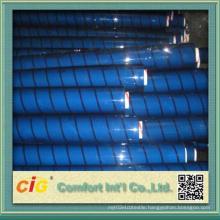 PVC Film Blue Color White Color