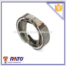 110mm High performance best selling cheap Motorcycle Brake Shoes