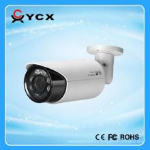 Caméras de sécurité Caméra IP imperméable IP étanche Bullet 2mp 3MP 4mp 2.8-12mm Lentille Varifocal Mega Pixel Prise en charge de l'appareil photo IP POE Audio