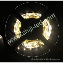 Tira llevada flexible del smd 5630 dimmable regulable del alto brillo de 60leds alto 12 voltios