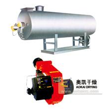 Fourneau à air chaud Combustion à l'huile Rly Series