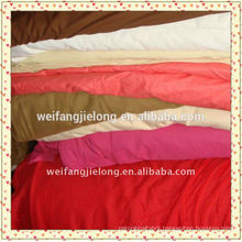New 2014 bedsheet cvc&cotton check dyed fabric stock