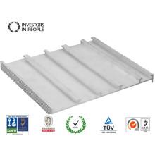 Aluminum/Aluminum Extrusion Profile of Building