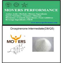Alta calidad D8 / Q5 Drospirenona Intermedio con CAS No: 82543-16-6