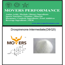 Alta Qualidade D8 / Q5 Drospirenona Intermediário com Nº CAS: 82543-16-6